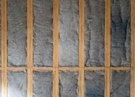 NZ Wool Blend   Exterior Wall Insulation - Terra Lana Wool Blend Insulation